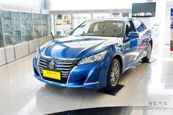 [天津]丰田皇冠现车充足最高优惠2.5万元