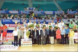 东风悦达起亚 斯坦科维奇篮球赛圆满落幕