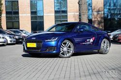 [杭州]奥迪TT最高让利4.37万元!少量现车