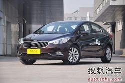 [运城]起亚K3享综合优惠7000元 现车销售