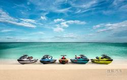 BRP庞博 2018款Sea-Doo喜度摩托艇试驾会