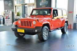 台州Jeep牧马人现金优惠1.0万元 现车充足