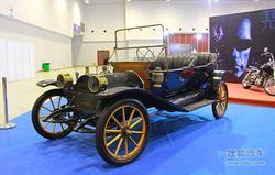 十余款世界级百年老爷车将现杭州G20展馆