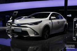 [重庆]丰田雷凌双擎降价0.5万 现车充足!