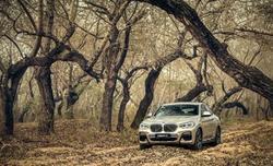 格调美学势不循常 全新BMW X4显大美之势