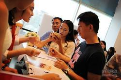 惠州南菱2016款奥迪A3上市品鉴会圆满落幕
