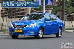 [枣庄]宝骏630最高优惠2千元 有现车在售