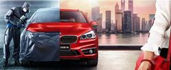 信赖之选 骏宝行BMW钣喷体验之旅招募中!