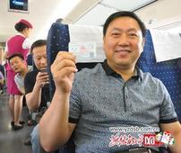 昨唐山首趟始发高铁通车 39分钟可达天津