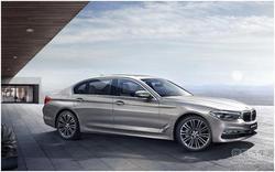全新BMW 5系Li令每一段旅程都尽享惬意