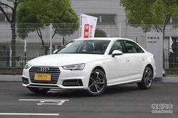 [郑州]奥迪A4L最高降价6.88万元现车销售