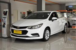 [上海]雪佛兰科鲁兹降价2.6万 现车充足