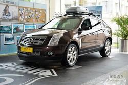 台州凯迪拉克SRX现金优惠5万元 现车充足!