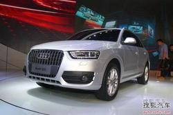 [扬州]一汽奥迪Q3可预定 订金1万3月提车