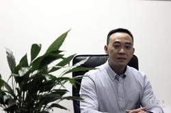 重庆车展专访:DS博翅店总经理 杨勇先生