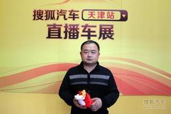 搜狐专访 天津风顺力帆旗舰店总经理谢飞