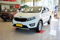 [洛阳]起亚智跑最高降价3.55万 现车销售