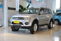 [新乡]三菱帕杰罗劲畅优惠三万 现车销售