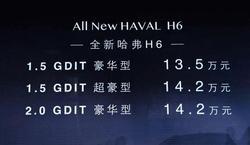 """""""哈弗安全联盟""""震撼发布全新哈弗H6豪华型及超豪型上市"""