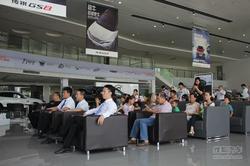 广汽传祺GA82017款无锡上市 14.98万起售