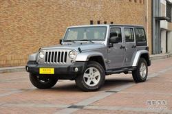 [南宁]四驱硬汉Jeep牧马人特供车优惠3万