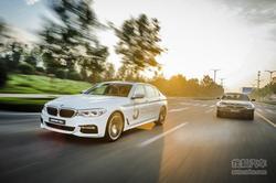 全新BMW 5系Li济南试驾体验之旅圆满结束