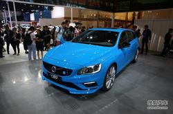 [天津]沃尔沃V60现车充足 最高优惠6.2万