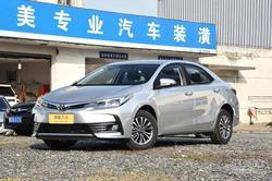 [深圳]丰田卡罗拉:降1.2万元 店内有现车