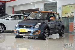 铃木雨燕全系车型促销中优惠可达0.2万元