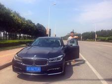 天津中顺津宝—专访BMW 新7系车主张先生