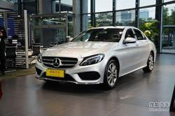 奔驰C级最高优惠5.1万元 最低售27.48万!
