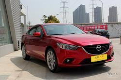 [大连]国产Mazda6 ATENZA阿特兹订金两万