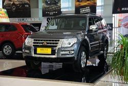 [东莞]三菱帕杰罗:优惠3.5万元 现车供应