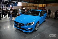 [天津]沃尔沃V60现车充足 最高优惠4.5万