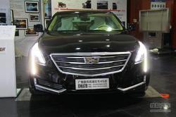 广物盈凯凯迪拉克CT6正式开售 订车仅5万
