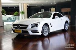 奔驰SL级最高优惠12.3万元 现车充足可选