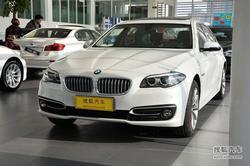 [青岛市]宝马5系最高降价8万元 现车销售