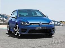 大众即将推出全新高尔夫R 燃油效率提升