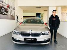 奋斗即自由! 专访全新BMW 5系车主李先生