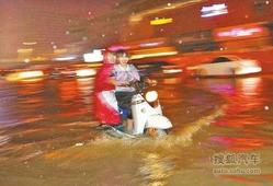 郑州道路新增13个积水点 快来看看都在哪