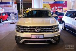 [热点新车]上汽大众途昂现身杭州G20展馆