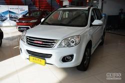 [南宁]购买热门哈弗H6部分车款优惠0.2万