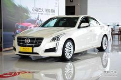 [绍兴]凯迪拉克CTS降价2万 店内少量现车