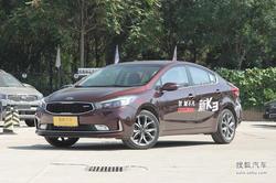 [成都]起亚K3部分车型降价1.6万 现车足