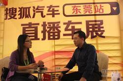 庞大一众总经理黄海威:集团化发展是趋势