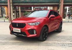 中国豪华SUV的开创者 安全的坚守者-VV5S