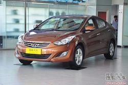 北京现代朗动优惠3000元 店内少量现车售