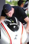 雅迪携美国Lightning共造世界最快电动车
