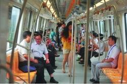 宁天城际将投运 将是南京跑得最快的轻轨