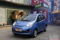 奇瑞新QQ部分车型需预订 购车送一千礼包